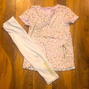 4t matching outfit